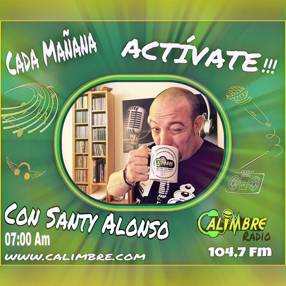 ACTIVATE CON SANTY ALONSO